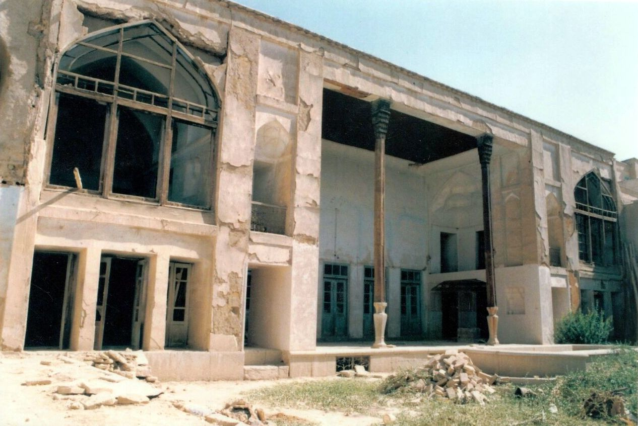 Bekhradi House_Before Restoration